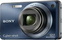 Sony CyberShot DSC-W290 modrý