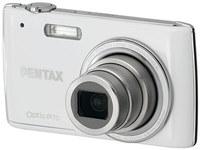 Pentax Optio P70 bílý