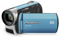Panasonic SDR-S26 modrá