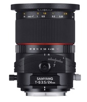 Samyang T-S 24mm f/3,5 ED AS UMC pro Pentax
