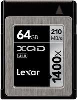 Lexar XQD 64GB 1400x Professional