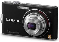Panasonic Lumix DMC-FX60 černý