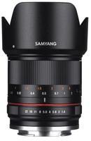 Samyang 21mm f/1,4 ED AS UMC CS pro Sony E