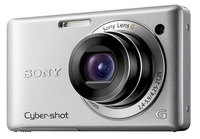 Sony CyberShot DSC-W390 stříbrný