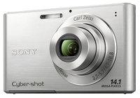 Sony CyberShot DSC-W330 stříbrný