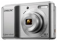 Sony CyberShot DSC-S2100 stříbrný