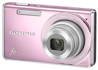 Olympus FE-5030 růžový
