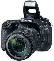 Canon EOS 80D + 18-55 mm IS STM - Video kit