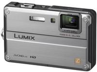 Panasonic Lumix DMC-FT2 stříbrný