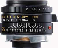 Leica 35mm f/2,0 ASPH SUMMICRON-M černý