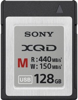 Sony XQD 128GB M serie