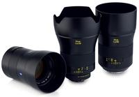 Zeiss Otus 28mm + 55mm + 85mm Videoset ZF.2 pro Nikon