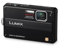Panasonic Lumix DMC-FT10 černý