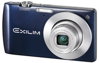 Casio EXILIM S200 modrý