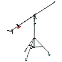 Manfrotto 025B Super Boom se stativem