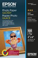 Epson Photo Paper Glossy 10x15cm, 100 listů