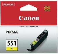 Canon Cartridge CLI-551Y XL