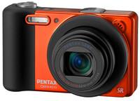 Pentax Optio RZ10 oranžový