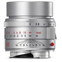 Leica 50mm f/2,0 ASPH APO SUMMICRON-M stříbrný