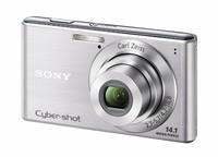 Sony CyberShot DSC-W530 stříbrný