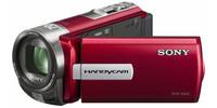 Sony DCR-SX65E červená