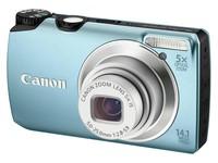 Canon PowerShot A3200 IS modrý