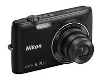 Nikon Coolpix S4100 černý