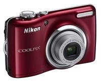 Nikon Coolpix L23 červený
