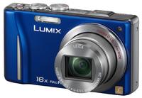 Panasonic Lumix DMC-TZ20 modrý