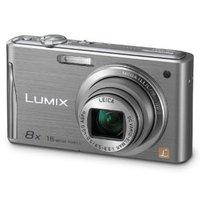 Panasonic Lumix DMC-FS37 stříbrný