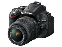 Nikon D5100 + 18-55 mm VR + 16GB Ultra + brašna Nikon + filtr UV 52mm!
