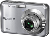 Fuji FinePix AX300 stříbrný