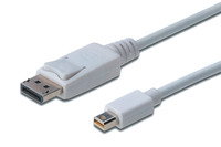 Digitus propojovací kabel DisplayPort na mini DisplayPort 2 m