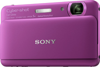 Sony CyberShot DSC-TX55 fialový