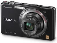 Panasonic Lumix DMC-SZ7 černý