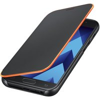 Samsung flipové neonové pouzdro pro A3 2017