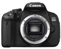 Canon EOS 650D tělo