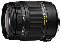 Sigma 18-250mm f/3,5-6,3 DC Macro OS HSM pro Sony