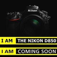 Nikon oznámil vývoj digitální zrcadlovky D850
