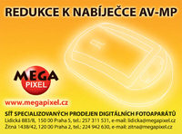 Megapixel plato NP-500