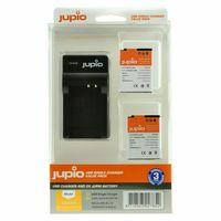 Jupio Kit 2x EN-EL12 + USB Single Charger pro Nikon