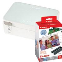 Canon SELPHY CP520 + fotopapíry KP-108 IN