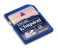 SDHC 16 GB Class 4