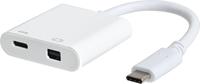 eStuff adaptér USB-C na mini DisplayPort