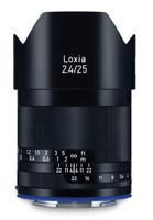 Zeiss Loxia T* 25mm f/2,4 pro Sony E