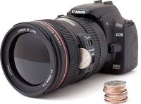 Pokladnička Canon EOS