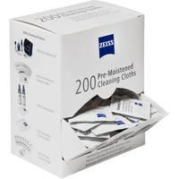 Zeiss vlhčené čisticí hadříky - krabice 200 ks
