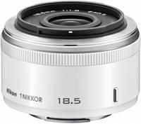 Nikon 1 18,5mm f/1,8 NIKKOR bílý