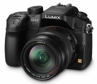 Panasonic Lumix DMC-GH3 + 12-35 mm + 35-100 mm!