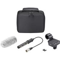 Sony sada mikrofonu a adaptéru XLRK2M